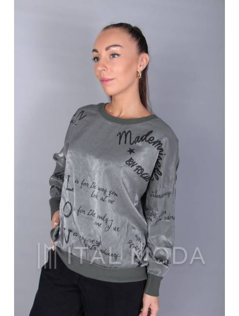 Легкая кофта Made in Italy 6581